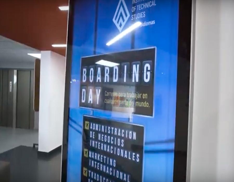 Boarding Day